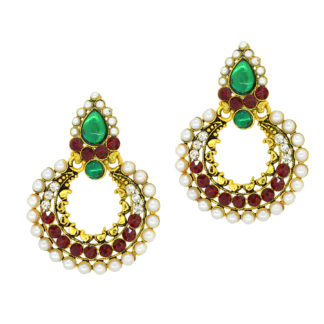 American Diamond Earring-0235-1
