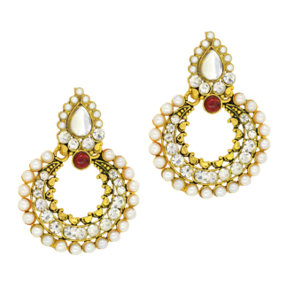 American Diamond Earring-0236-1